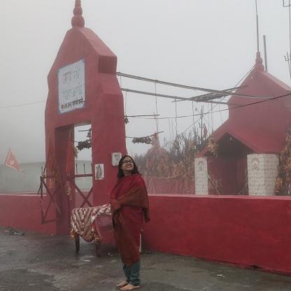 mist all around us